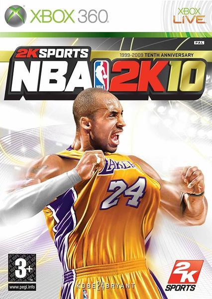 2K Sports NBA 2K10 (PEGI) (Xbox 360)