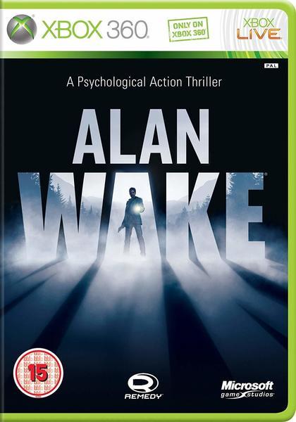 Microsoft Alan Wake [UK Import] (Xbox 360)