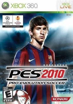 Konami Pro Evolution Soccer 2010 [UK Import] (Xbox 360)
