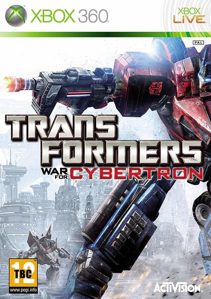 Activision Transformers: War for Cybertron [UK Import] (Xbox 360)