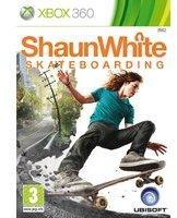 UbiSoft Shaun White Skateboarding (PEGI) (Xbox 360)