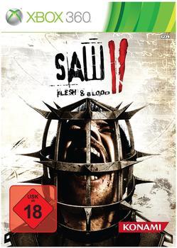 Saw II: Flesh & Blood (Xbox 360)