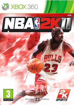 Take 2 NBA 2K11 (PEGI) (Xbox 360)
