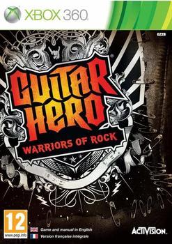 Activision Guitar Hero: Warriors of Rock (UK Import) (Xbox 360)