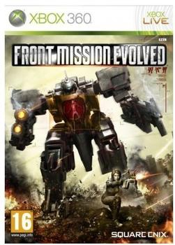 Square Enix Front Mission Evolved (PEGI) (Xbox 360)