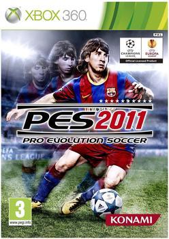 Konami Pro Evolution Soccer 2011 (PEGI) (Xbox 360)