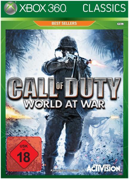 Activision Call of Duty: World at War (Classics) (Xbox 360)
