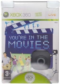 Microsoft Youre in the Movies inkl. Camera (PEGI) (Xbox 360)