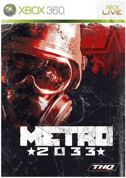 THQ Metro 2033 (PEGI) (Xbox 360)
