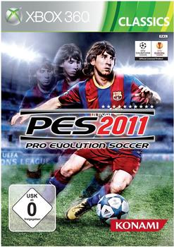 Konami Pro Evolution Soccer 2011 (Classics) (Xbox 360)