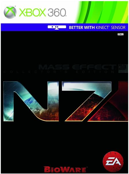 Electronic Arts Mass Effect 3: N7 - Collectors Edition (Xbox 360)