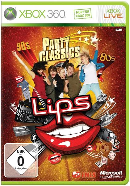 Lips: Party Classics (Xbox 360)