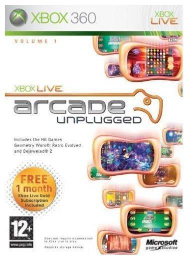 Microsoft Xbox Live Arcade Unplugged (Xbox 360)