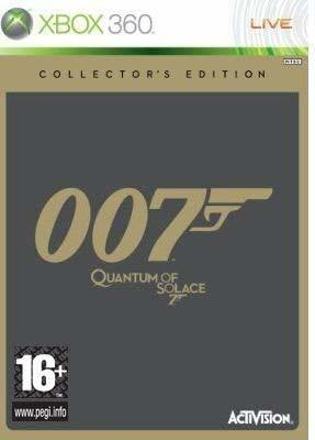 Activision James Bond 007: Ein Quantum Trost - Collectors Edition (PEGI) (Xbox 360)