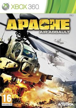 Microsoft Apache Air Assault (Xbox 360) [Import