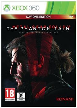 Konami Metal Gear Solid V: The Phantom Pain - Day One Edition (PEGI) (Xbox 360)
