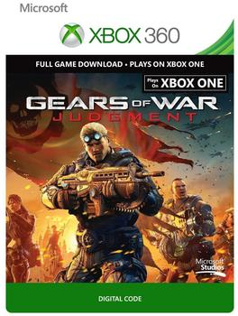 Microsoft Gears of War: Judgment (Download) (Xbox 360/Xbox One)