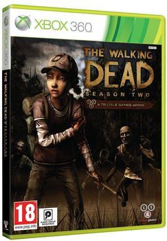 The Walking Dead: A Telltale Games Series - Season Two (Xbox 360)