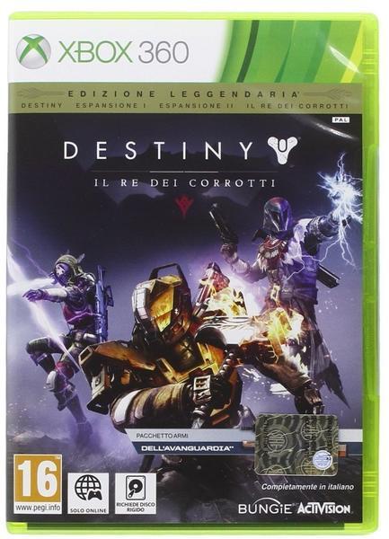 Activision Destiny: The Taken King (PEGI) (Xbox 360)