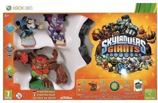 Microsoft Skylanders: Giant - Starter Pack (PEGI) (Xbox 360)