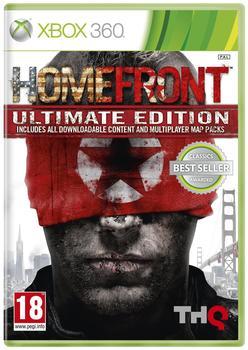 THQ Homefront - Ultimate Edition (PEGI) (Xbox 360)