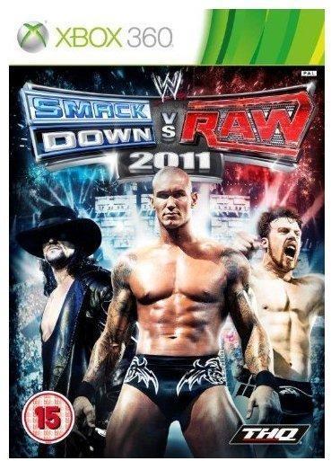 Microsoft WWE SmackDown vs. Raw 2011 (PEGI) (Xbox 360)