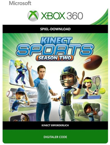 Microsoft Kinect Sports: Season Two (Download) (Xbox 360)