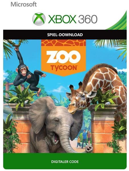 Microsoft Zoo Tycoon (Download) (Xbox 360)
