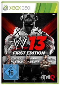 WWE '13: First Edition (Xbox 360)