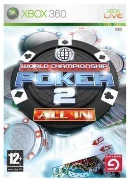World Championship Poker 2 - All In (Xbox 360)