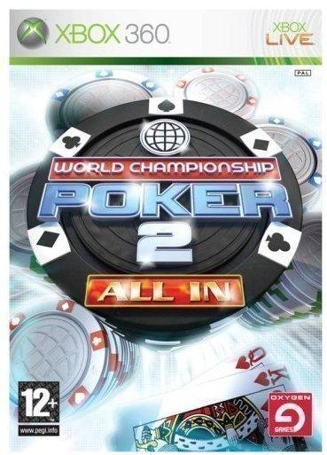 World Championship Poker 2 - All In (Xbox 360)