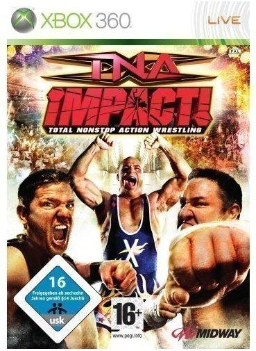 Midway Games TNA Impact! Wrestling