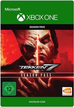 Tekken 7: Season Pass (Add-On) (Xbox One)