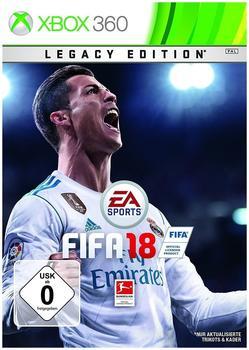 FIFA 18: Legacy Edition (Xbox 360)
