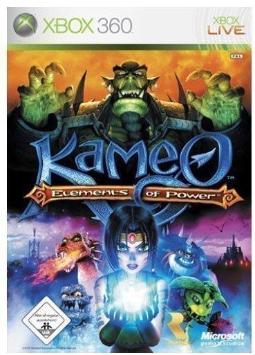 Microsoft Kameo: Elements Of Power (Xbox 360)