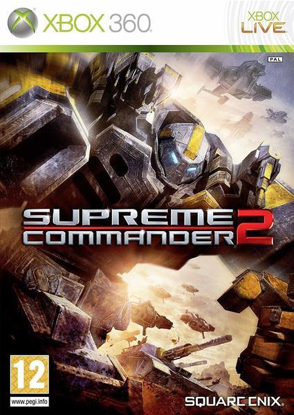 Microsoft Supreme Commander 2 (PEGI) (Xbox 360)
