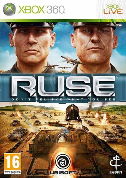 UbiSoft R.U.S.E. UK