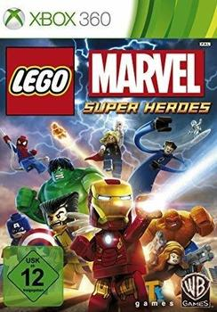 Warner Lego Marvel Super Heroes (Best Seller) (Xbox 360)