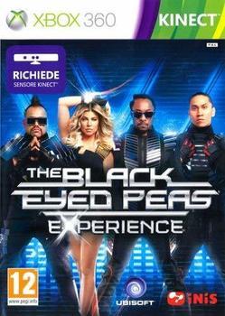 UbiSoft The Black Eyed Peas Experience Italian Edition - XBox 360