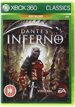 Electronic Arts Dantes Inferno Classics Edition, UK Version - XBox 360