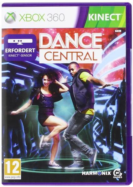 Microsoft Dance Central (PEGI) (Kinect) (Xbox 360)