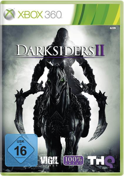 THQ Darksiders II (PEGI) (Xbox 360)