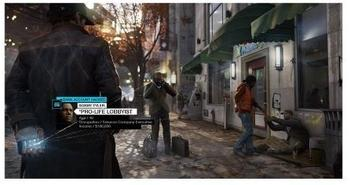 UbiSoft Watch Dogs (PEGI) (Xbox 360)