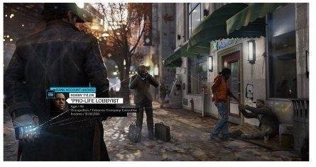 UbiSoft Watch Dogs (PEGI) (Xbox 360)