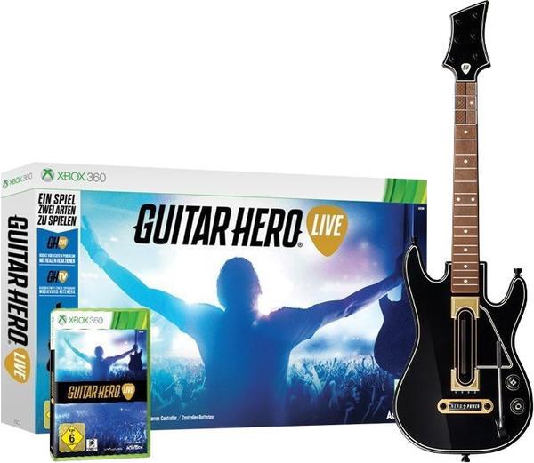 Guitar Hero: Live (Xbox 360)