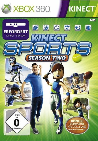 Kinect Sports: Season Two (Xbox 360)