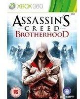 UbiSoft Assassins Creed: Brotherhood (PEGI) (Xbox 360)