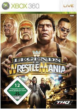WWE - Legends of Wrestlemania (Xbox 360)