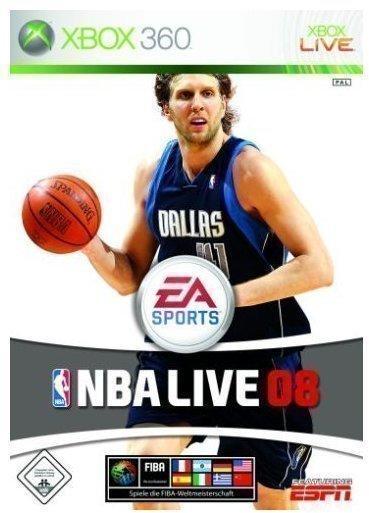 EA GAMES NBA Live 08