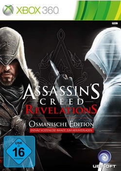 Assassin's Creed: Revelations - Osmanische Edition (Xbox 360)